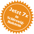 Button 7x in Schlewsig-Holstein